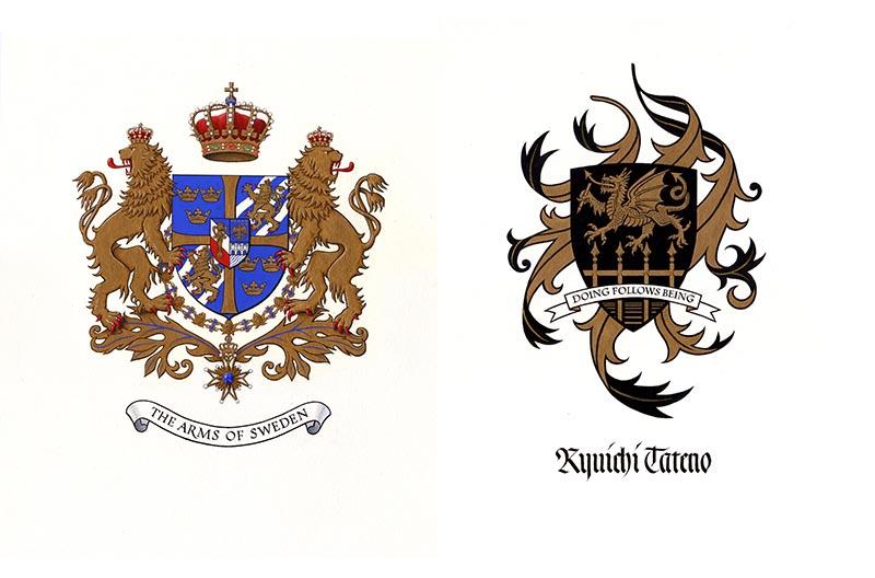 TypeTalks 第39回デザイナーが知っておきたい、西洋紋章の基本